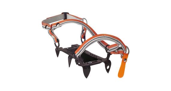 Climbing Technology Mini Crampon 6pt. - Crampons - orange/noir